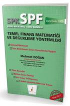 Pelikan Yayınevi SPK – SPF Temel Finans Matematiği ve Değerleme Yöntemleri Konu Anlatımlı Soru Bankası 1009