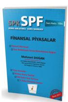 Pelikan Yayınevi SPK – SPF Finansal Piyasalar Konu Anlatımlı Soru Bankası 1006