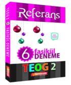 Referans Yayınları 8. Sınıf TEOG 2 6 Fasikül Deneme