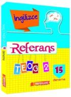 Referans Yayınları TEOG 2 İngilizce 15 Deneme