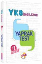 Smart English 11. Sınıf YKS İngilizce Yaprak Test