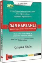 SPK Dar Kapsamlı Sermaye Piyasası Mevzuatı ve Meslek Kuralları Çalışma Kitabı Yargı Yayınları