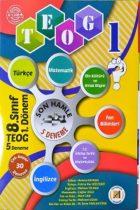 Test Dünyası Yayınları 8.Sınıf 1.Dönem TEOG 5 Deneme