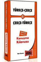 Türkçe – Çekçe, Çekçe – Türkçe, Konuşma Kılavuzu, Sözlük, Türkçe, Çekçe