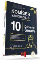 Yargı Yayınları 2019 Komiser Yardımcılığı Sınavına Hazırlık 10 Deneme Sınavı 5. Baskı