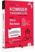 Yargı Yayınları 2019 Komiser Yardımcılığı Sınavlarına Hazırlık Yıldız Soru Bankası 6. Baskı