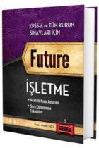 Yargı Yayınları KPSS A Grubu Future İşletme Konu Anlatımlı