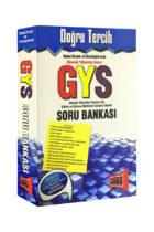Yargı Yayınları GYS Tüm Kamu Kurum ve Kuruluşları İçin Soru Bankası