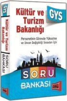 Yargı Yayınları GYS Kültür ve Turizm Bakanlığı Soru Bankası