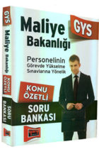 Yargı Yayınları GYS Maliye Bakanlığı Konu Özetli Soru Bankası