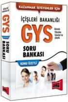 Yargı Yayınları GYS İçişleri Bakanlığı Konu Özetli Soru Bankası