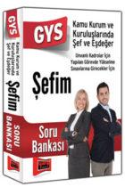 Yargı Yayınları GYS Şefim Soru Bankası