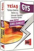 Yargı Yayınları TEİAŞ GYS Konu Özetli Soru Bankası