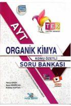 Yayın Denizi Yayınları AYT Organik Kimya TEK Konu Özetli Soru Bankası