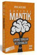 Yediiklim Yayınları KPSS ALES DGS Sayısal Mantık Tamamı Çözümlü Çıkmış Sorular ve Çözümleri