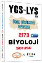 YGS-LYS den Önce Çözülmesi Gereken 2173 Biyoloji Sorusu Yediiklim Yayınları