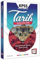 657 Yayınları 2019 KPSS Tarih Konu Anlatım