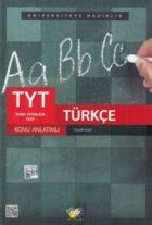 YKS Kitapları>YKS 1. Oturum TYT>TYT Konu Anlatımlı>TYT Türkçe Konu Kitabı