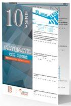 Lise Hazırlık Kitapları>10. Sınıf>10. Sınıf Yaprak Test - Deneme Kitabı