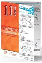 Benim Hocam Yayınları 11. Sınıf Coğrafya Çek Kopar Yaprak Test