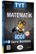 Biders Yayıncılık TYT Matematik 1001 Soru Bankası Karekod Çözümlü
