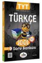 Biders Yayıncılık TYT Türkçe 1001 Soru Bankası Karekod Çözümlü