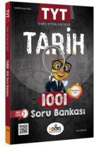 Biders Yayıncılık TYT Tarih 1001 Soru Bankası Karekod Çözümlü