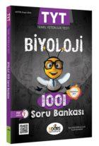Biders Yayıncılık TYT Biyoloji 1001 Soru Bankası Karekod Çözümlü