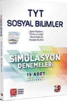 Çözüm Yayınları TYT Sosyal Bilimler Tamamı Video Çözümlü Simülasyon Denemeleri