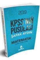Doğru Tercih Yayınları 2019 KPSS'nin Pusulası Matematik Konu Anlatımı