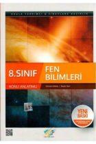 Fdd Yayınları 8. Sınıf Fen Bilimleri Konu Anlatımlı