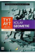 FDD Yayınları TYT AYT Kolay Geometri Soru Bankası