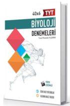 Hız ve Renk Yayınları TYT Biyoloji 40×6 Denemeleri