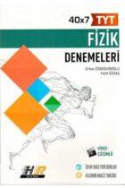 YKS Kitapları>YKS 1. Oturum TYT>TYT Deneme>TYT Fizik Deneme Kitabı