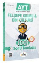 Biders Yayıncılık AYT Felsefe Grubu ve Din Kültürü 1001 Soru Bankası