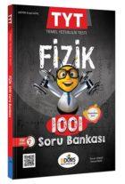 Biders Yayıncılık TYT Fizik 1001 Soru Bankası