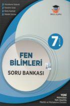 Zeka Küpü Yayınları 7. Sınıf Fen Bilimleri Soru Bankası