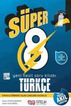 Nitelik Yayınları 8.Sınıf LGS Yeni Nesil Türkçe Soru Kitabı