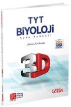 YKS Kitapları>YKS 1. Oturum TYT>TYT Soru Bankası>TYT Biyoloji Soru Kitabı
