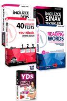 Akın Dil & Yargı Yayınları YDS Hazırlık Seti 5 + HEDİYELİ