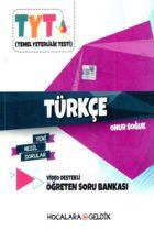 Hocalara Geldik YKS TYT Türkçe Video Destekli Öğreten Soru Bankası