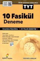 Aydın Yayınları TYT 10 lu Deneme