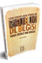 Benim Hocam Yayınları 2018 Tüm Sınavlara Yönelik Dil Bilgisi Soru Bankası
