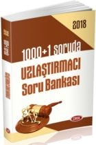 Data Yayınları 2018 1000+1 Soruda Uzlaştırmacı Soru Bankası