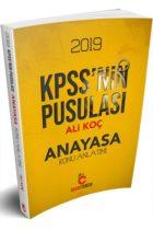 Doğru Tercih Yayınları 2019 KPSS'nin Pusulası Anayasa Konu Anlatımı