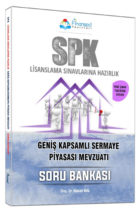 Finansed Yayınları SPK Geniş Kapsamlı Sermaye Piyasası Mevzuatı Soru Bankası