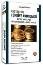 İkinci Sayfa Yayınları Hysteresis Türkiye Ekonomisi Ders Notları