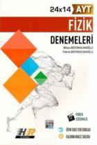 Hız ve Renk Yayınları AYT Fizik 24×14 Denemeleri