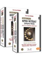 İkinci Sayfa Yayınları HYSTERESIS KPSS İktisat Çalışma Kitabı