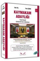 İkinci Sayfa Yayınları Kaymakam Adaylığı Test Usulü Çözümlü Soru Bankası